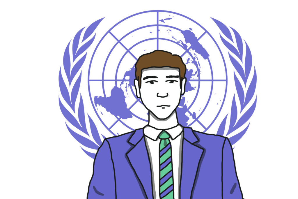 how has the united nations affected the internet