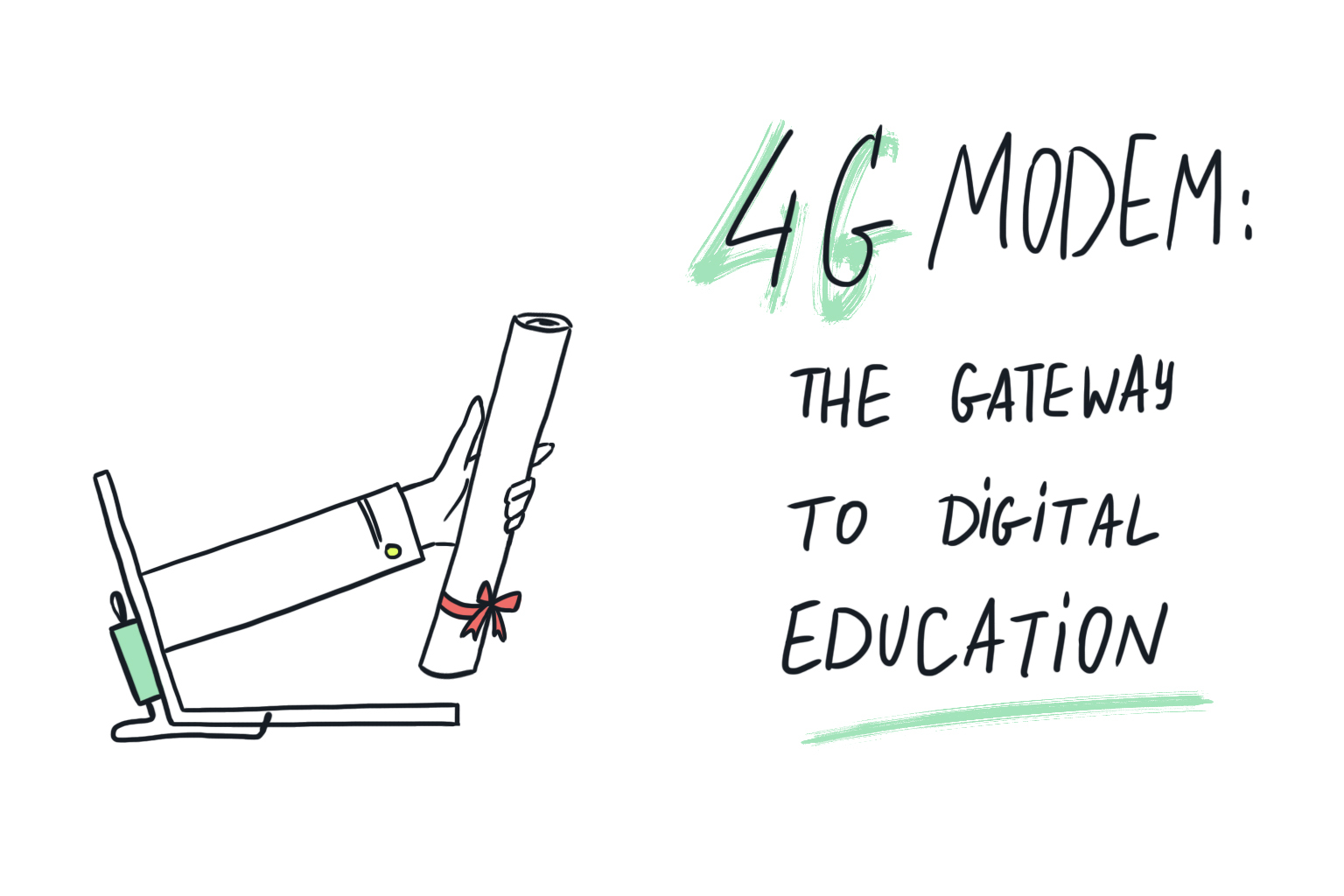 4g usb modem for online education