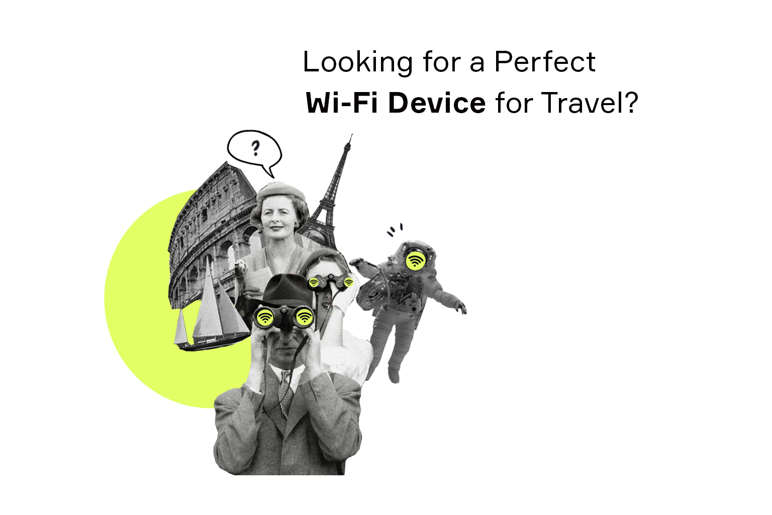 wifi device for travel