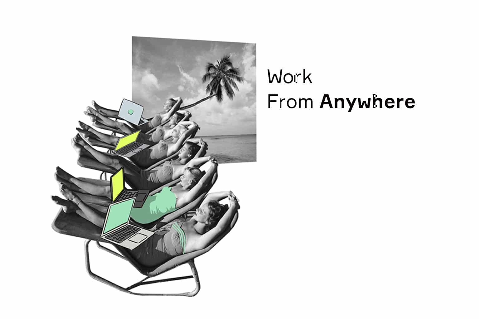 work online from anywhere