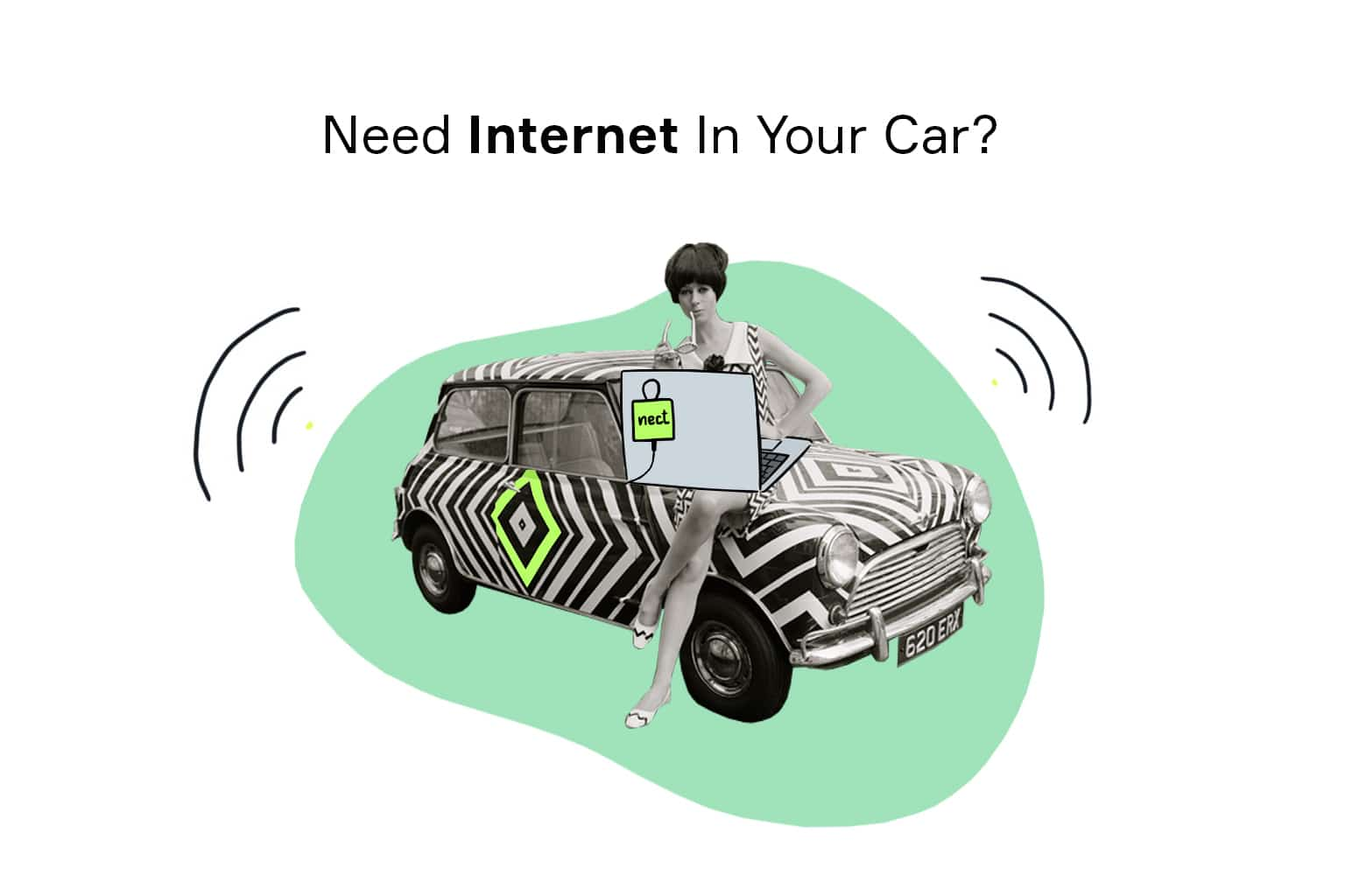 internet in your car